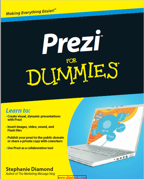 Prezi For Dummies Cheat Sheet