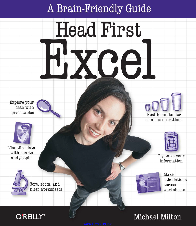 Head First Excel: A Learner is Guide to Spreadsheets