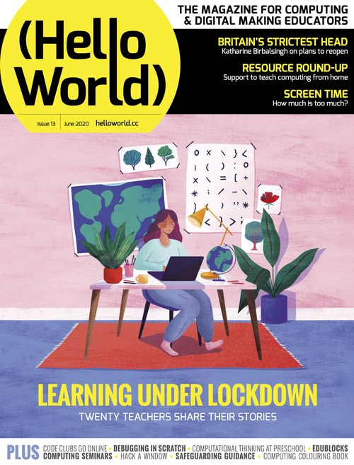 Hello World — Issue 13