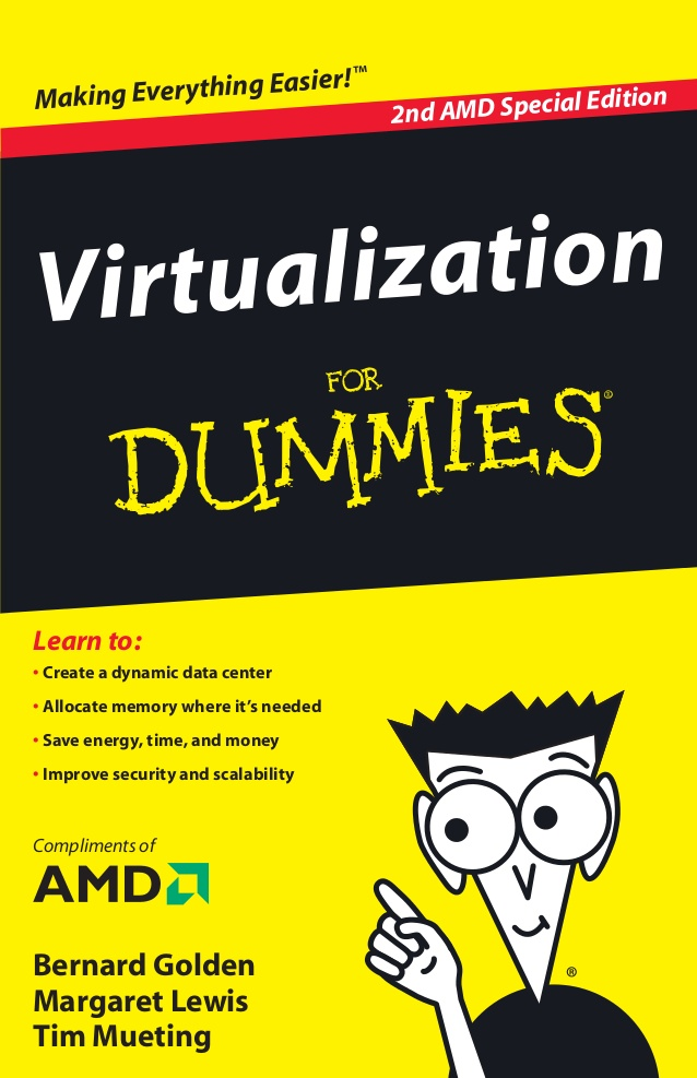 Servers Virtualization for dummies