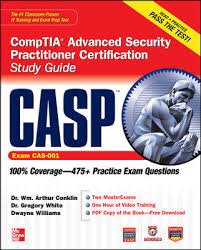 CompTIA Advanced Security Practitioner Certification CAS 001