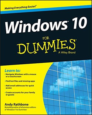 Windows_10 For Dummies 3rd Edition