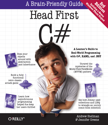 Head First C# Third Edition