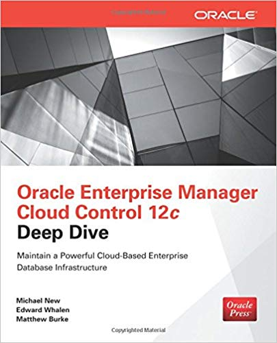 Oracle Enterprise Manager Cloud Control 12c