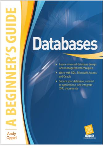 Databases A Beginner s Guide