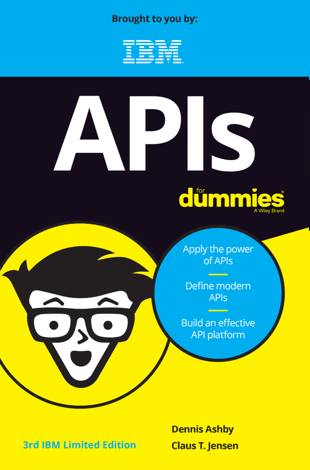 IBM apis for Dummies 3rd ibm limited-edition