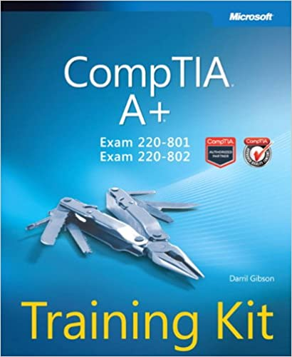 A+ 220-801 & 220-802 Training Kit