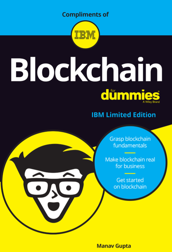 IBM Blockchain For Dummies