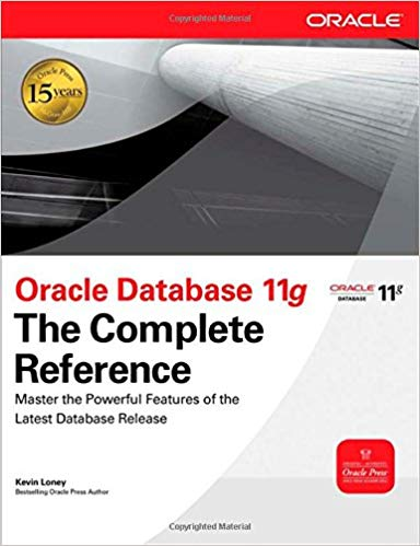 Oracle Database Reference 11g Release 2