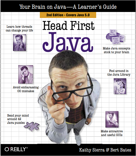 Head First Java programming
