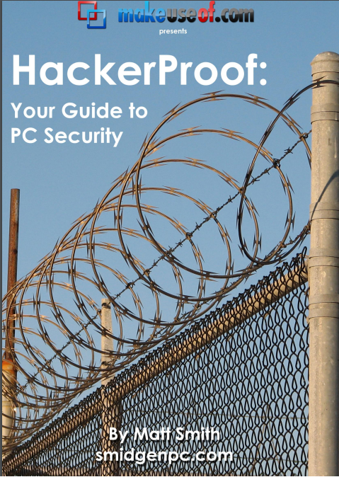 Hacker Proof Your Guide To PC Security
