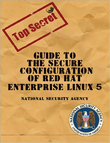 Guide To The Secure Gonfiguration Of The Red Hat Enterprise Linux 5