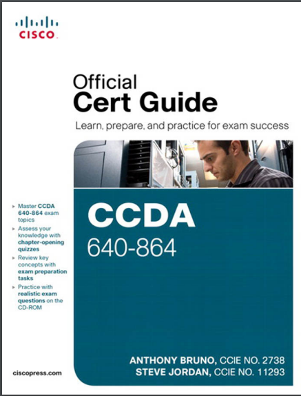 CCDA 640-864 Official Certification Guide