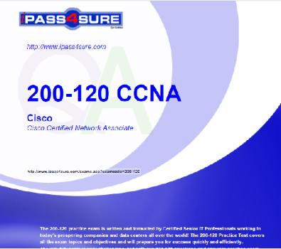 CCNA 200-120 Q & A