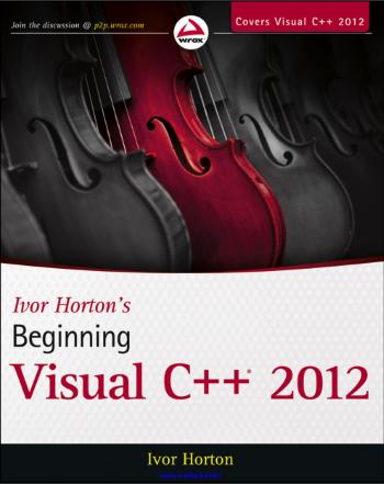 Beginning Visual C++ 2012