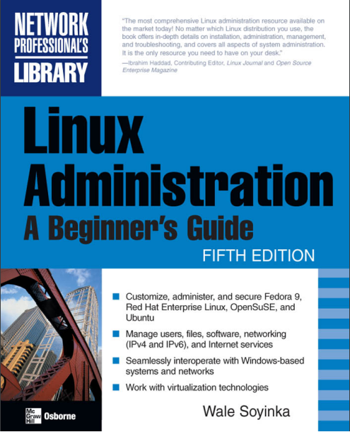 Linux Administration A Beginner s Guide