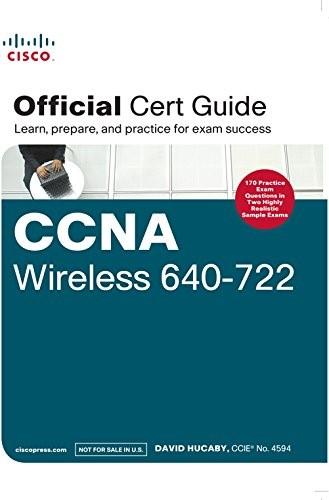 CCNA Wireless 640-722 Certification Prep