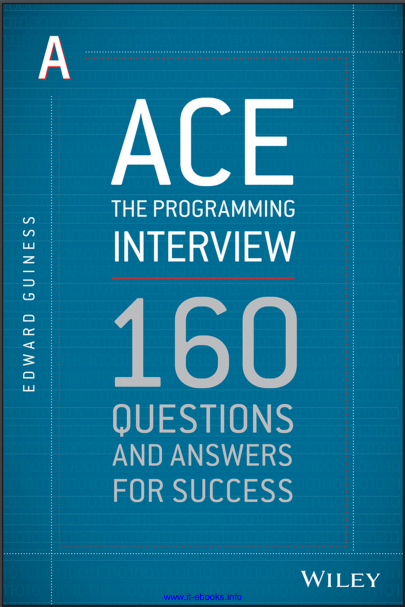 Ace The Programming Interview